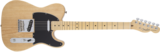 Fender American Standard Telecaster, Maple Fingerboard, Natural (Ash)_