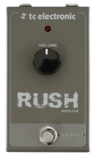 Rush Booster All-Analog Boost Pedal_