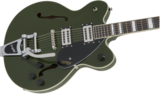 Gretsch G2622T Streamliner™ Center Block Double-Cut Torino Green_