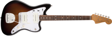 Fender Road Worn '60s Jazzmaster, Rosewood Fingerboard, 3-Color Sunburst