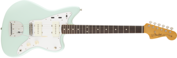Fender 60s Jazzmaster Lacquer, Rosewood Fingerboard, Surf Green