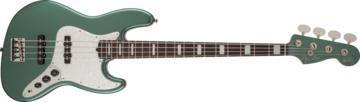 Fender Adam Clayton Jazz Bass, Rosewood Fingerboard, Sherwood Green Metallic