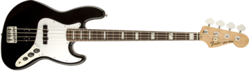 Fender 70s Jazz Bass, Rosewood Fingerboard, Black