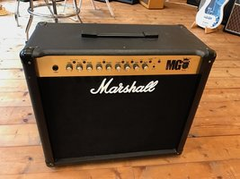 Marshall MG 100fx occasion