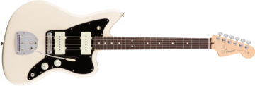 Fender American Pro Jazzmaster, Rosewood Fingerboard, Olympic White
