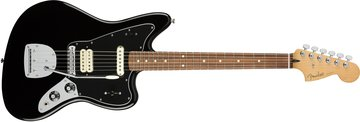 Player Jaguar¨, Pau Ferro Fingerboard, Black
