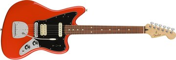 Player Jaguar¨, Pau Ferro Fingerboard, Sonic Red
