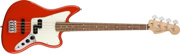 Player Jaguar¨ Bass, Pau Ferro Fingerboard, Sonic Red