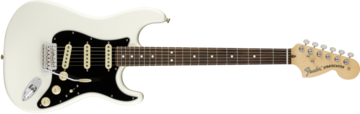 American Performer Stratocaster, Rosewood Fingerboard, Arctic White