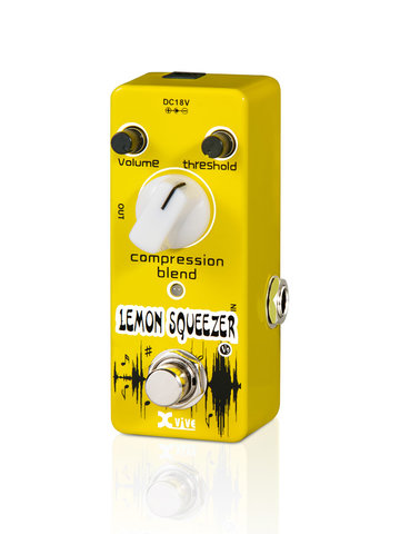 Xvive Lemon Squeezer compressor V9-COMP
