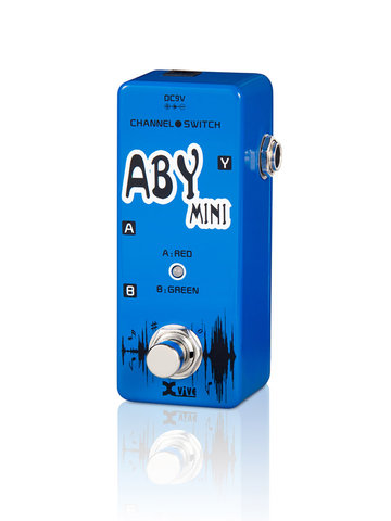 Xvive ABY switch V12-ABY