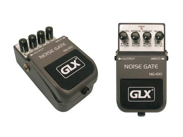 GLX noise gate, effectpedaal, stompbox NG-100