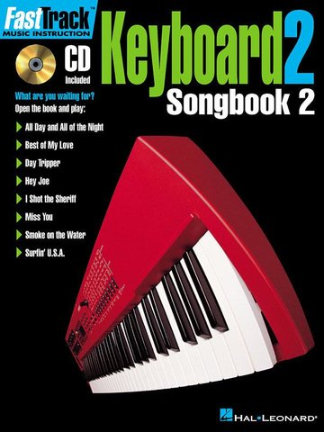 FastTrack Keyboard Songbook 2 level 2