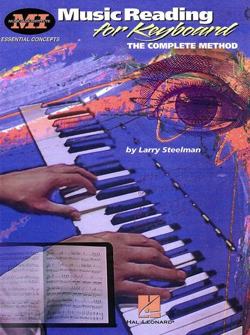Music Reading For Keyboard - The Complete Method