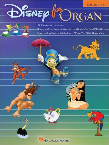 Disney for Organ