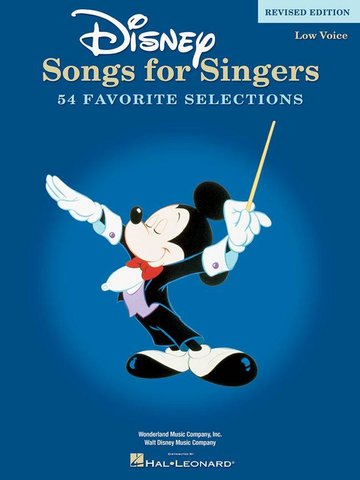 Disney Songs For Singers