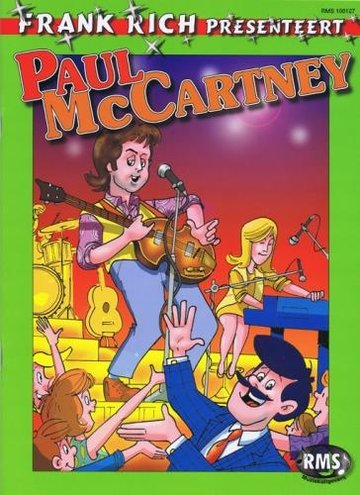 Frank Rich Presenteert Paul Mc.Cartney
