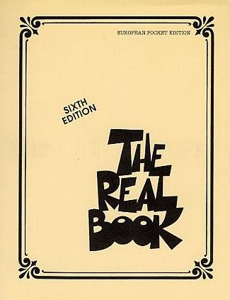 The Real Book - Volume I (Sixth Edition)