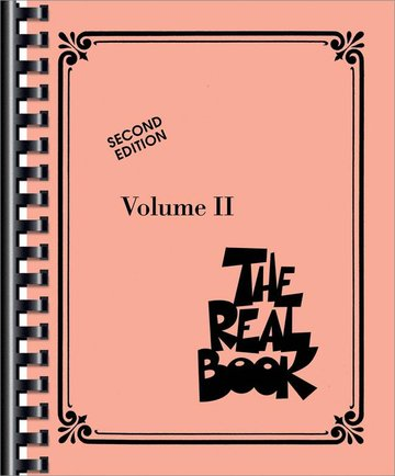 The Real Book - Volume II (2nd ed.)