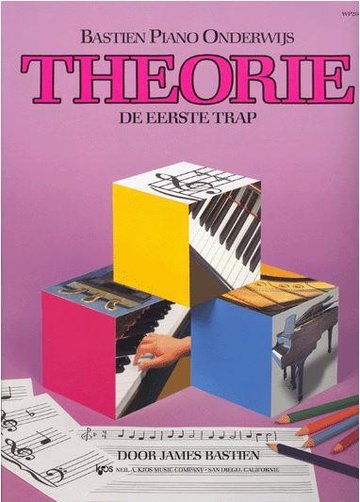 Theorie 1 Piano Basics Ned.
