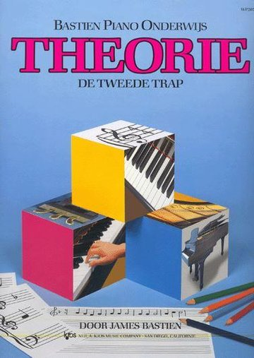 Theorie 2 Piano Basics Ned.