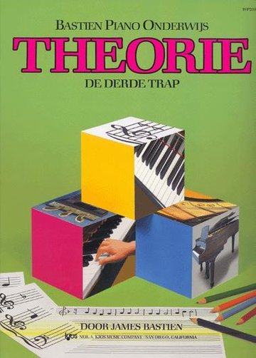 Theorie 3 Piano Basics Ned.