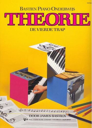 Theorie 4 Piano Basics Ned.