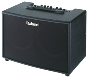 Roland AC-90 Compact Stereo Acoustic Amplifier, 2x 45W