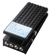 Boss FV-50H Stereo volume pedal for guitar (high impedance)