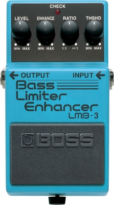 Boss LMB-3 Bass Limiter/Enhancer (Analogue)