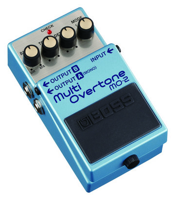Boss MO-2 Multi Overtone, based on Multi Dimensional Processing