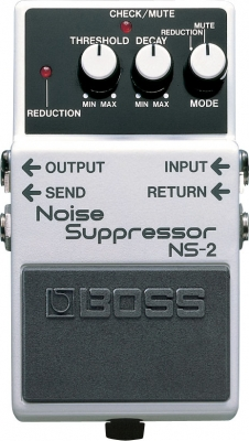 Boss NS-2 Noise Suppressor (Analogue)