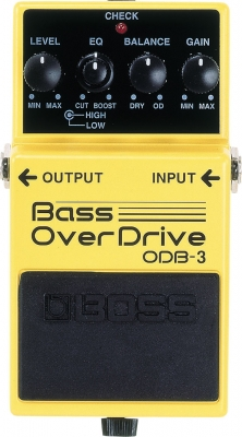 Boss ODB-3 Bass Overdrive (Analogue)