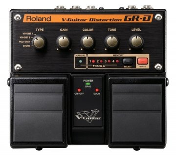 Boss GR-D V-Guitar Distortion