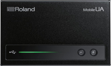 Roland UA-M10 Mobile UA Professional Mobile Interface