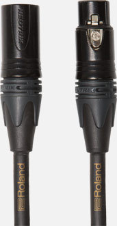 Roland RMC-G25 Balanced mic cable Neutrik XLR connectors, 7,5 m length