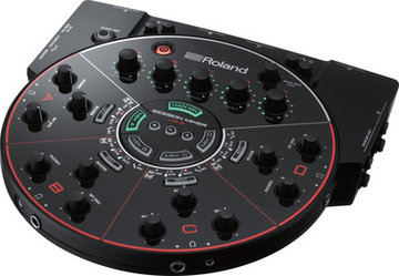 Roland HS-5 Session Mixer, 5 mix sections, onboard effects included, USB recording