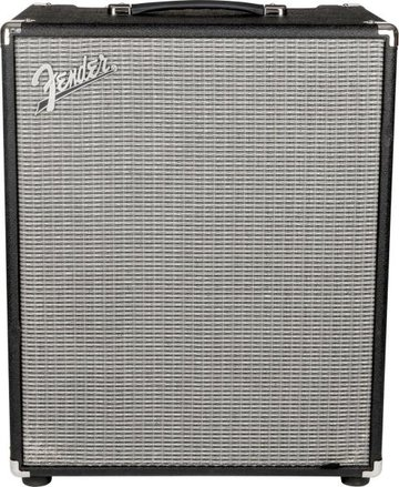 Fender Rumble 500 (V3), 230V EUR, Black/Silver