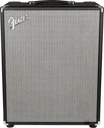 Fender Rumble 200 (V3), 230V EUR, Black/Silver