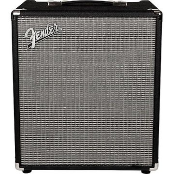 Fender Rumble 100 (V3), 230V EUR, Black/Silver
