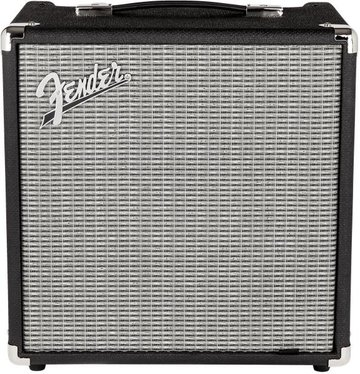 Fender Rumble 25 (V3), 230V EUR, Black/Silver