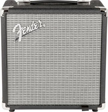 Fender Rumble 15 (V3), 230V EUR, Black/Silver