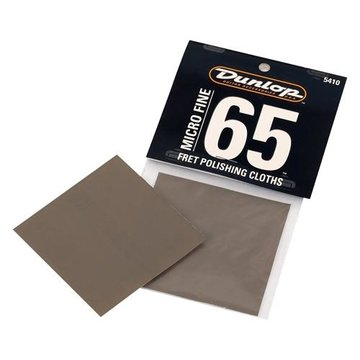 Dunlop Fret Polishing Cloths