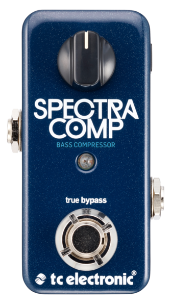 SpectraComp Bass Compressor Ultra-Compact Multiband Compressor