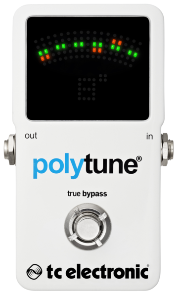 PolyTune 2 Poly-Chromatic Tuner