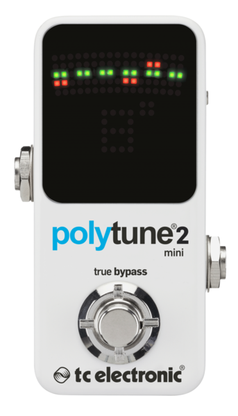 PolyTune 2 Mini Ultra-Compact Polyphonic Tuner