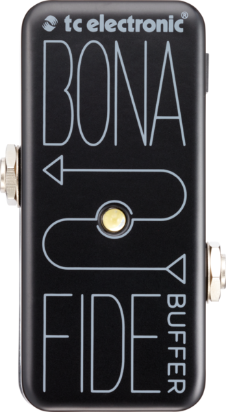 BonaFide Buffer Ultra-compact analog buffer