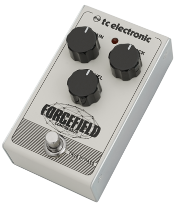 Forcefield Compressor All-Analog Compressor Pedal