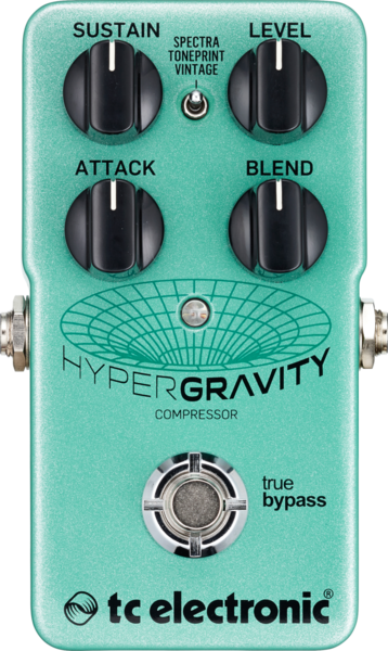 HyperGravity Compressor TonePrint Enabled Multiband Compressor