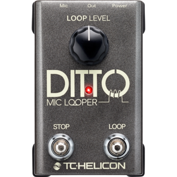 Ditto Mic Looper Mic it. Loop it